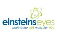 Einstein's Eyes Web Design