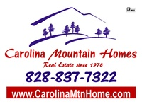 Carolina Mountain Homes
