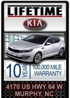 Lifetime Kia of Murphy