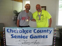 Cherokee-Clay County Senior Games and Silver Arts