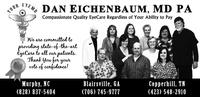 Daniel Eichenbaum, MD PA