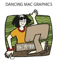 Dancing Mac Graphics