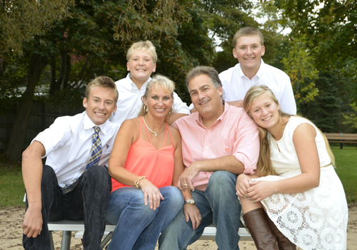 The Franke Family