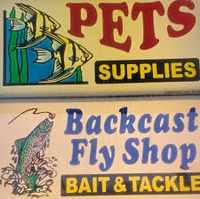 Backcast Fly Shop / Benzie Pets