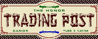 Honor Trading Post - Canoe Kayak Tube Rental