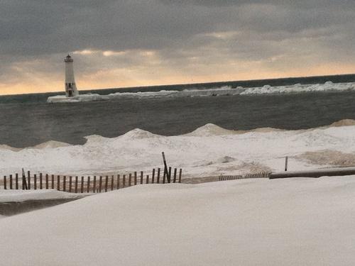 Winter in Frankfort