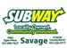 Subway Sandwiches & Salads (2nd Location)