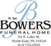 W. Tad Bowers Funeral Home