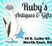 Ruby's Olde Time Antiques and Gifts