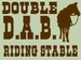 Double D.A.B. Riding Stable