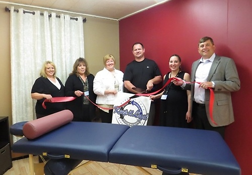 Red Rocks Wellness Center Ribbon Cutting