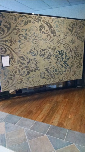 Great selection of area rugs
