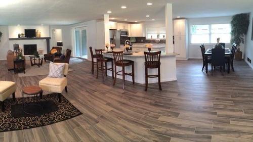 Total re-design / flip house