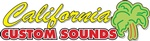 California Custom Sounds