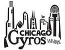 Chicago Gyro and Dogs