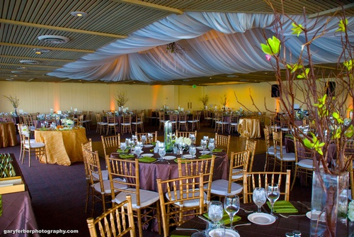 The Spinnaker banquet room