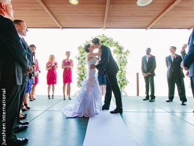 The Spinnaker weddings
