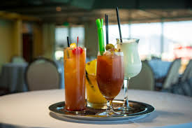 The Spinnaker delicious drinks