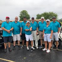 2018 golf team - so much fun!