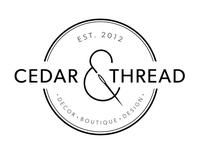 Cedar and Thread