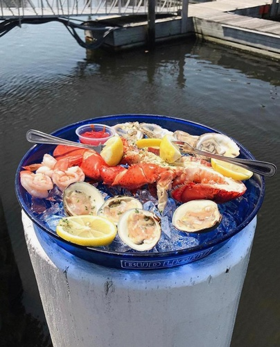 Fresh & delicious seafood