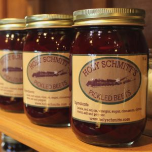 Holy Scmitt's Pickled Beets
