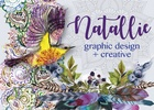 Natallie Kuskie Graphic Design + Creative