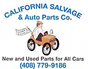 California Salvage & Auto Parts
