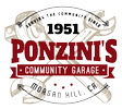 Ponzini's Community Garage