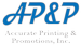 Accurate Printing & Promotions, Inc.