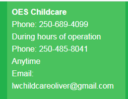 Preschool and Afterschool Childcare