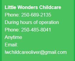 Little Wonders Childcare