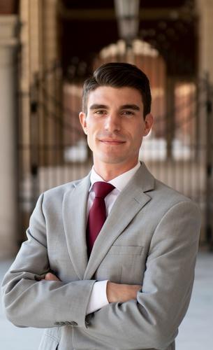 Nick Hall, Junior Loan Advisor, NMLS ID 2058311