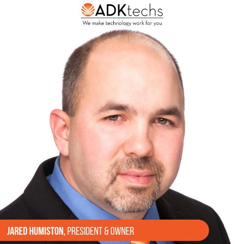 Jared Humiston, President & Owner