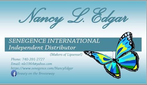 SeneGence~Nancy Edgar Independent Distributor | Direct Sales
