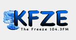 KFZE Radio 104.3 FM