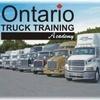 Ontario Truck Training Academy