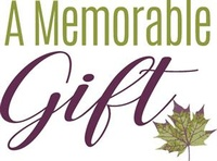 A Memorable Gift