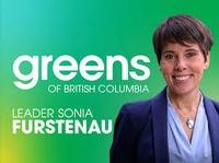 MLA Sonia Furstenau, Cowichan Valley
