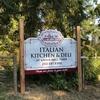The Italian Kitchen & Deli at Grove Hall Farm