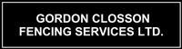 Gordon Closson Fencing Services Ltd.