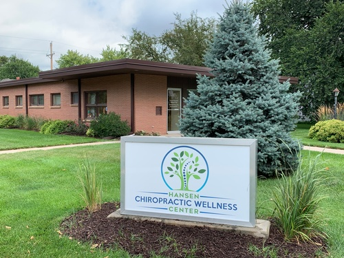 Hansen Chiropractic Wellness Center Office Blair