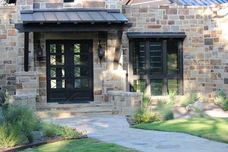 Oklahoma Stone Exterior