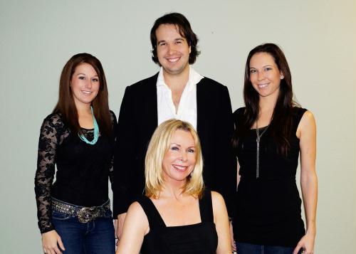 Pictured from Left to Right - Danelle Miner, Rhonda Manarcin, Chad Manarcin, Jessica Minarcin