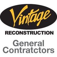 Vintage Reconstruction, Inc.