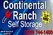 Continental Ranch Self Storage