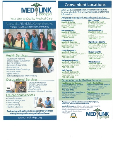 MedlLnk Health, Occupational & Educational Services