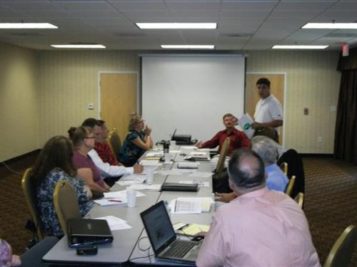 HPG Chamber Ambassador Training