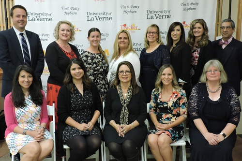 2019 La Verne Teachers of the Year