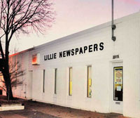 Lillie Suburban Newspapers - North St. Paul